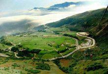 تصویر از زیباترین جاده های ایران