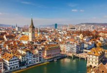 تصویر از بهترین هتل های زوریخ سوئیس