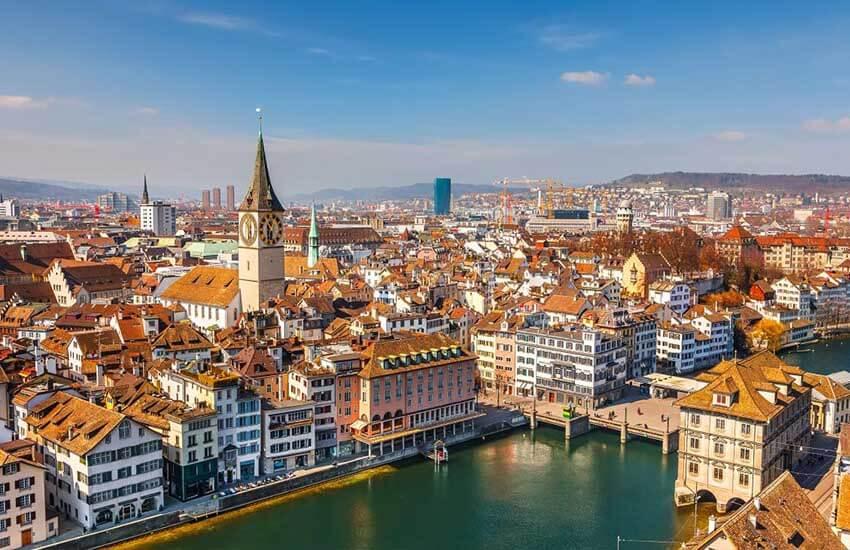 بهترین هتل های زوریخ سوئیس