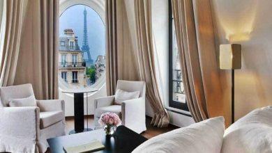 تصویر از هتل های نزدیک برج ایفل پاریس