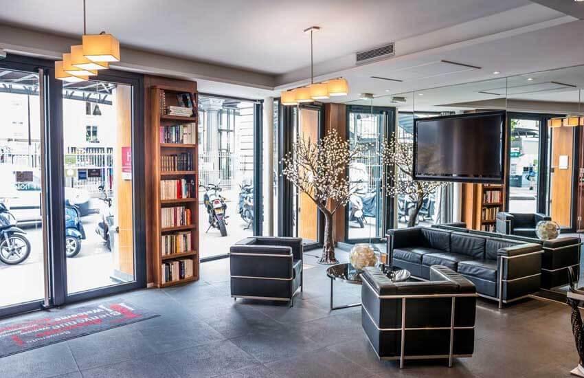 هتل های نزدیک برج ایفل پاریس