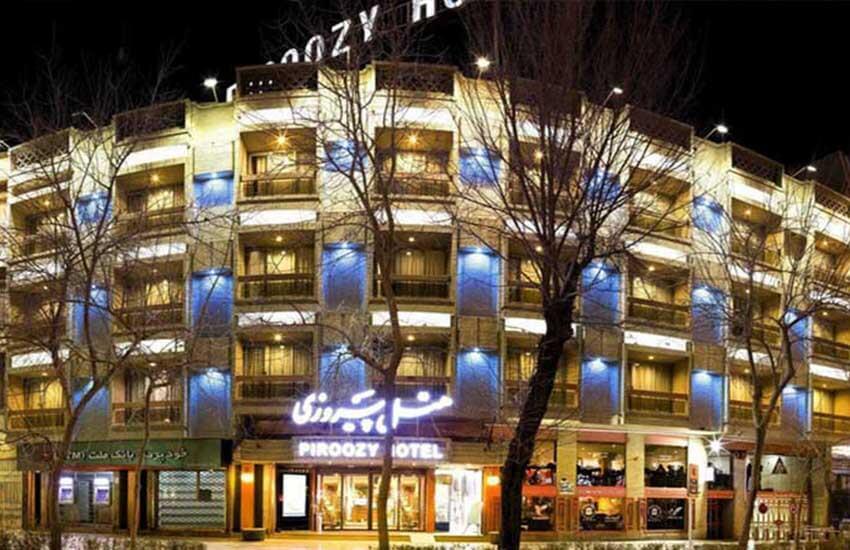 هتل های 4 ستاره اصفهان