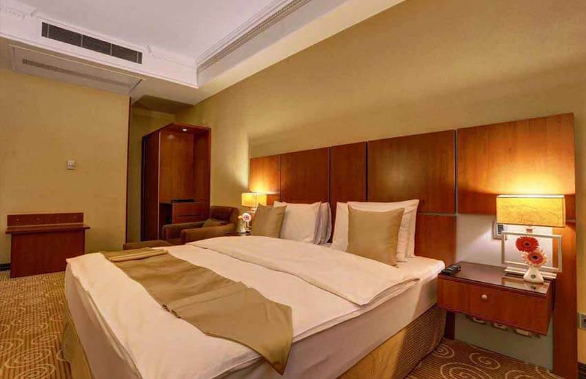 هتل های4 ستاره تهران