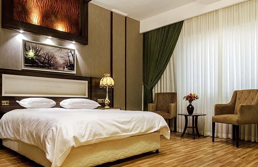 بهترین هتل های 4 ستاره تهران