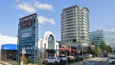 تصویر از مراکز خرید اصلی ونکوور