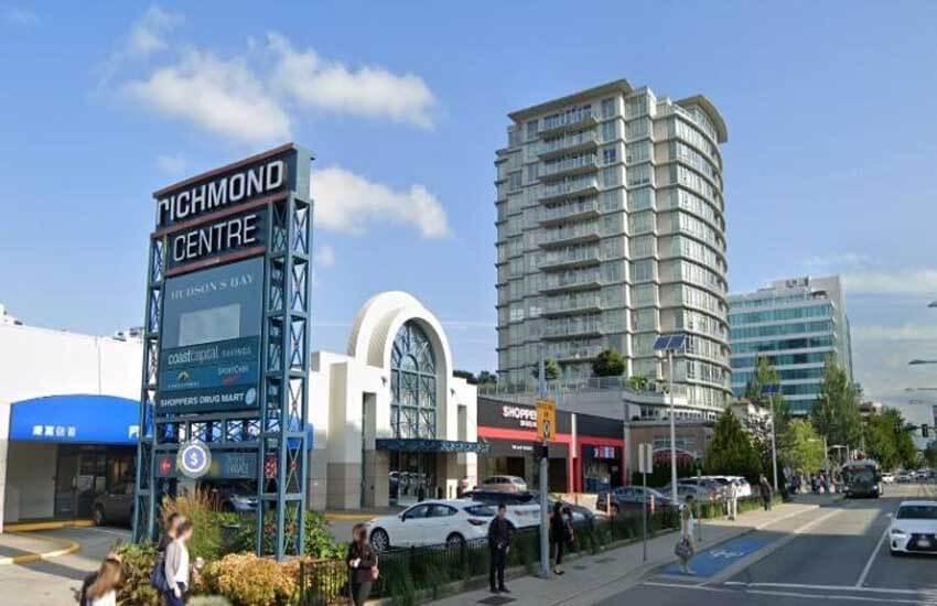 مراکز خرید اصلی ونکوور1