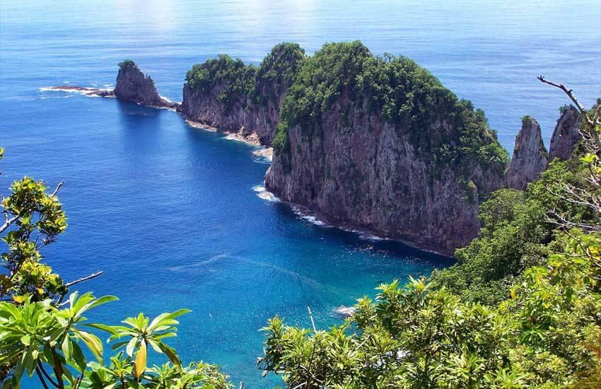 زیباترین جزیره های دنیا