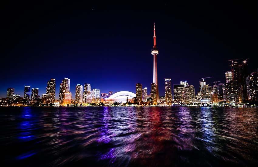 شهرهای مهاجرپذیر کانادا