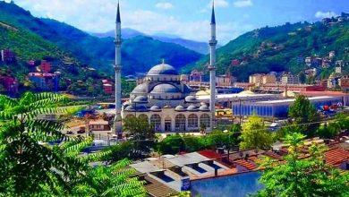 تصویر از جاهای دیدنی ترابزون ترکیه